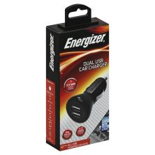 Energizer Car Charger, Dual USB