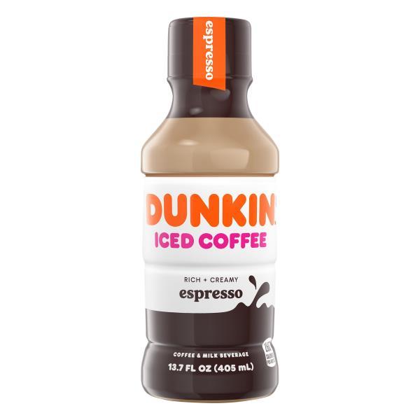 Dunkin Donuts Iced Coffee, Espresso : Publix.com