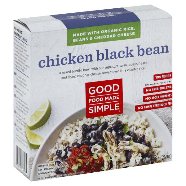 Good Food Made Simple Chicken Black Bean Publix