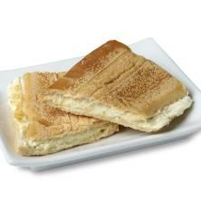 Cuban Toast with Cream