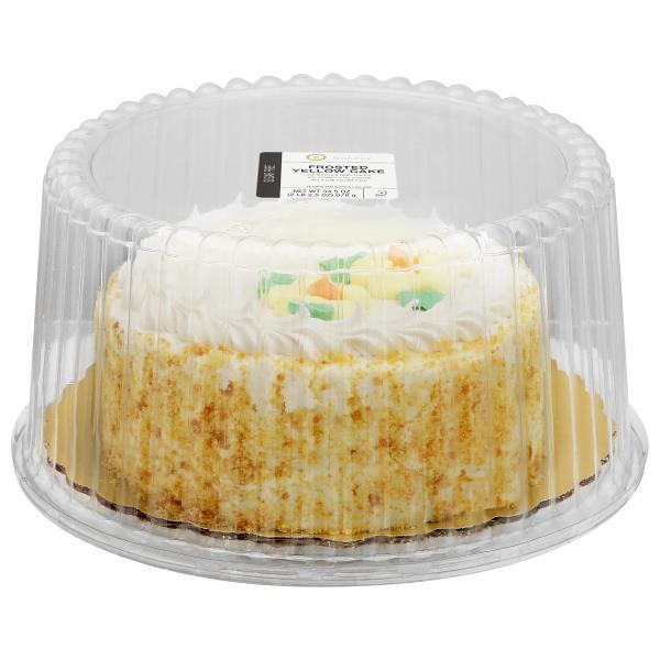 Sugar Free Vanilla Cake : Publix.com