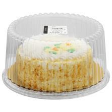 Sugar Free Vanilla Cake