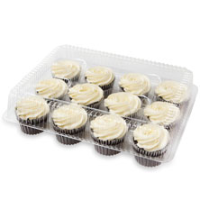 Cream Cheese Iced Chocolate Cupcakes, 12-Count