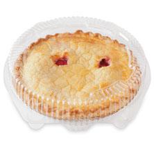 No Sugar Added Cherry Pie