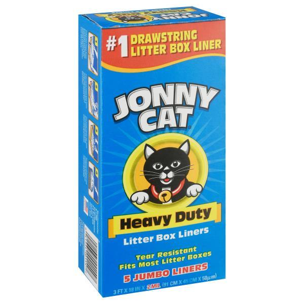 Jonny Cat Litter Box Liners Heavy Duty Jumbo Publix Com