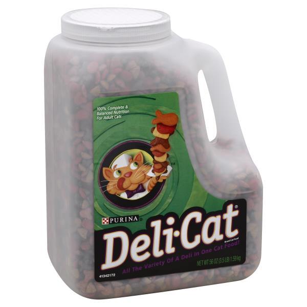 Deli Cat Cat Food, Adult