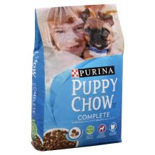 Puppy Chow Puppy Food, Complete