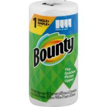 Bounty Paper Towels, Select-A-Size, White, 2 Ply