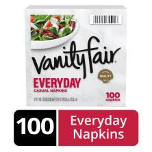 Vanity Fair Napkins, 2-Ply