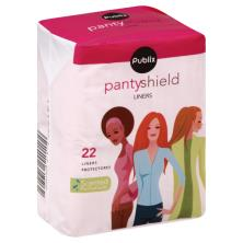 Publix Liners, Panty Shield, Scented