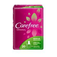 Carefree Liners, to Go, Original, Regular, Fresh Scent