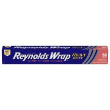 Reynolds Aluminum Foil, Heavy Duty, 50 Square Feet