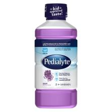 Pedialyte Electrolyte Solution, Grape