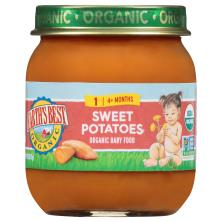 Earths Best Organic Sweet Potatoes, 2 (6 Months+)
