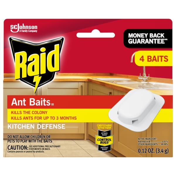 Raid Ant Baits III