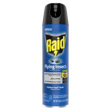 Raid Flying Insect Killer 7, Indoor-Outdoor, Outdoor Fresh Scent