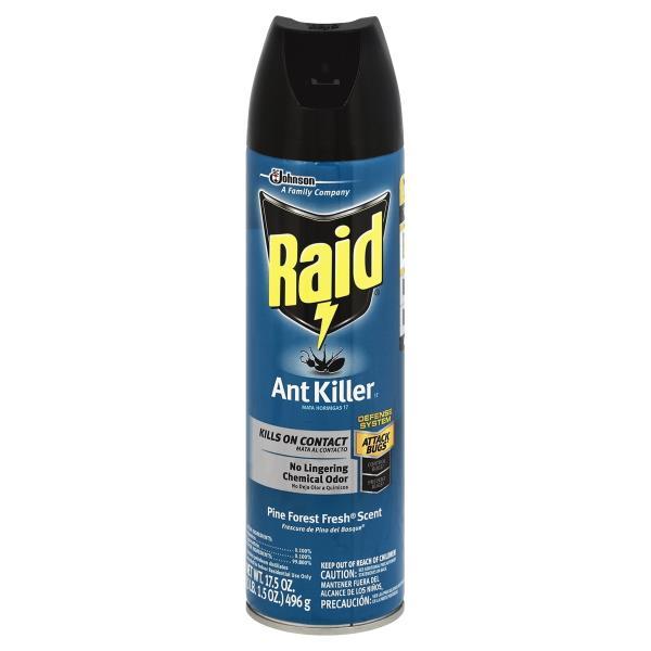 Raid Ant Killer 17, Pine Forest Fresh Scent