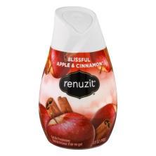 Renuzit Air Freshener, Gel, Blissful Apple & Cinnamon