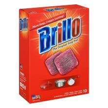 Brillo Soap Pads, Steel Wool