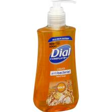 Dial Hand Soap, with Moisturizer, Gold, Antibacterial