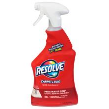 Resolve Carpet Cleaner, Stain Remover