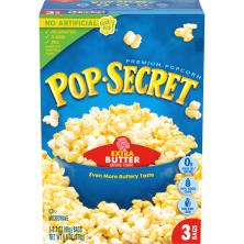 Pop Secret Popcorn Premium Extra Er