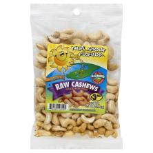 Nuts About Florida Cashews, Raw