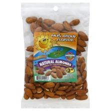 Nuts About Florida Almonds, Natural