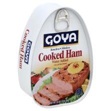 Goya Ham, Cooked, Boneless/Skinless