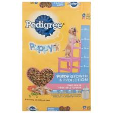 Pedigree Puppy Food for Puppies, Puppy Growth & Protection, Chicken & Vegetable Flavor