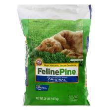 Arm & Hammer Feline Pine Cat Litter, Non-Clumping, Original, Naturally Fresh Scent