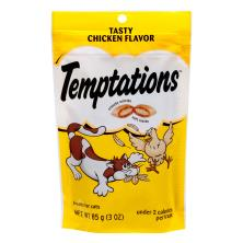 Temptations Treats for Cats, Tasty Chicken Flavor