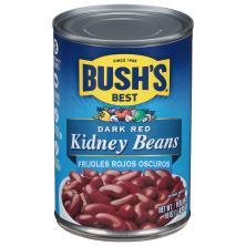 Bushs Best Kidney Beans, Dark Red