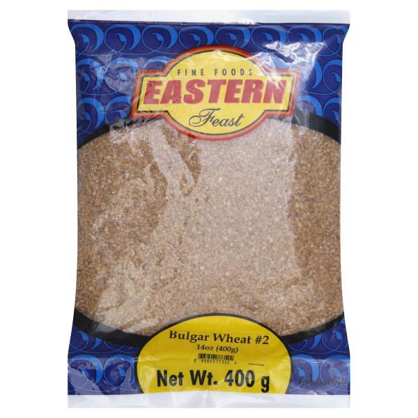 Eastern Feast Bulgar Wheat, No. 2