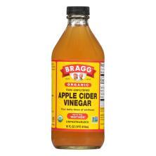 Bragg Apple Cider Vinegar, Organic, Unfiltered, Raw