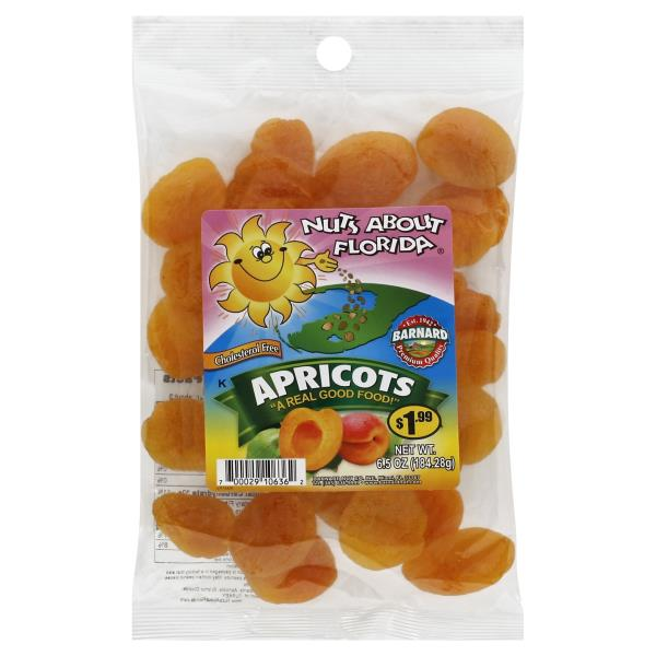 Nuts About Florida Apricots