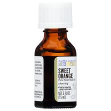 Aura Cacia Essential Oil, 100% Pure, Sweet Orange