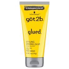 Got2b Glued Spiking Glue, Styling, Water-Resistant