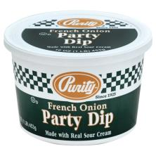 Purity Party Dip, French Onion