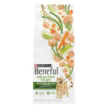 Beneful Dog Food, Healthy Weight, with Real Chicken