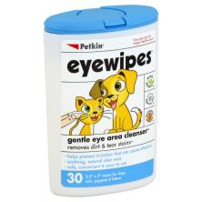 Petkin Eye Wipes, for Dogs, Cats, Puppies & Kittens