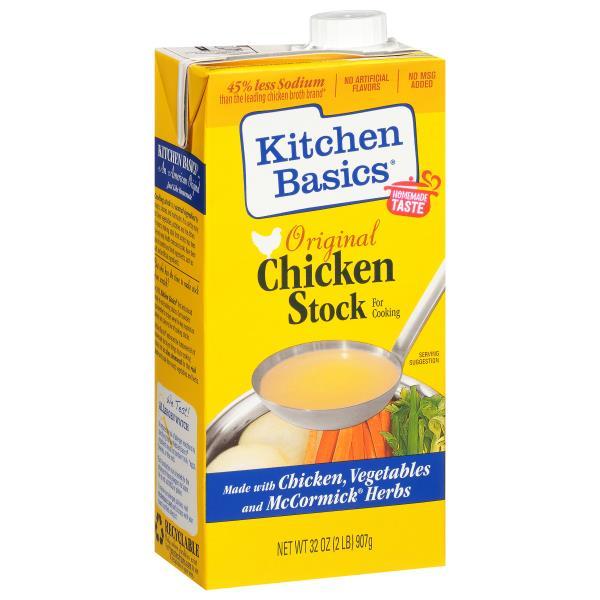 kitchen basics chicken stock original for cooking - Kitchen Basics