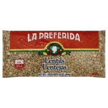 La Preferida Lentils
