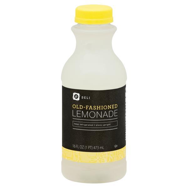 Publix Deli Old Fashioned Lemonade, Pint