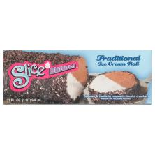Slice Mmms Ice Cream Roll, Traditional