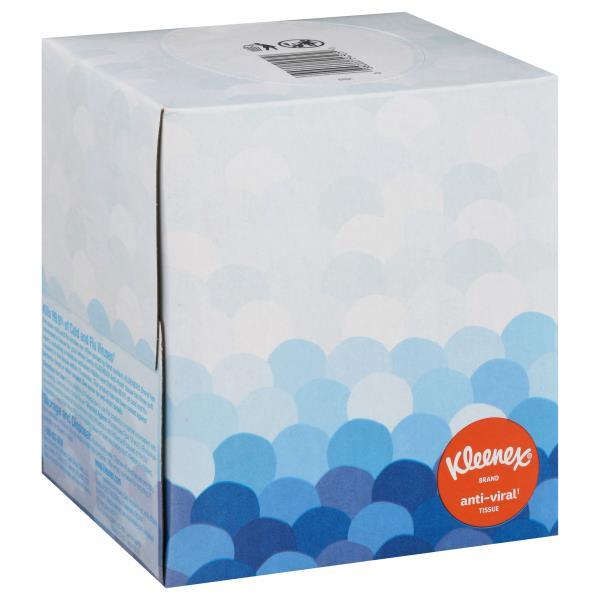 kleenex tissues anti viral 3 ply publix com