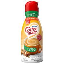 Coffee Mate Coffee Creamer, Hazelnut, Sugar Free