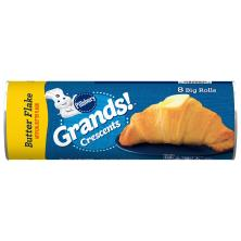 Pillsbury Grands! Dinner Rolls, Crescent, Big & Buttery