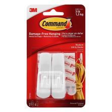Command Hooks, Damage-Free, Hanging