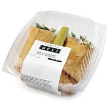 Publix Veggie Grab & Go Wrap